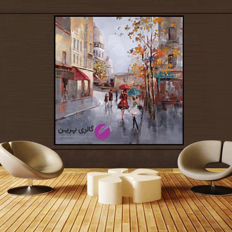 از تابلو نقاشی به چه شکلی در دکوراسیون خانه استفاده کنیم؟