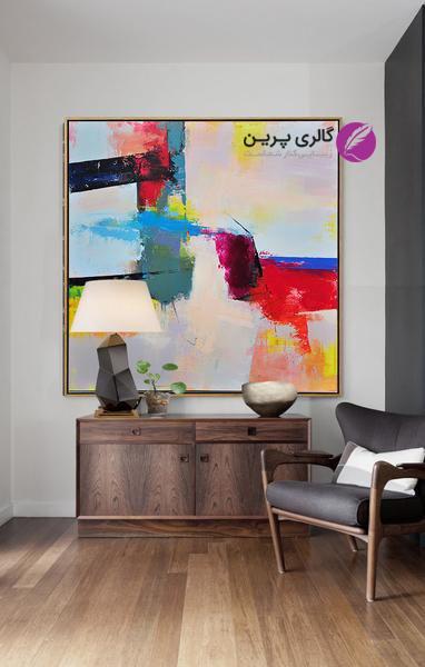 نقاشی مدرن،سفارش تابلو نقاشی مدرن،فروش اینترنتی تابلو نقاشی مدرن،نقاشی بزرگ،تابلو نقاشی،فروشگاه اینترنتی تابلو