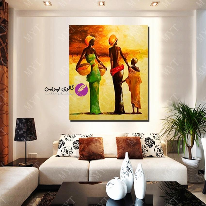 با استفاده از تابلو نقاشی و آثار هنری احساس بیشتری را در فضای منزل ایجاد کنید،نقاشی مدرن،دگوراسون داخلی،چیدمان منزل،چیدمان منزل با تابلو نقاشی،نقاشی مدرن،تابلو مدرن برای منزل،سفارش تابلو نقاشی مدرن