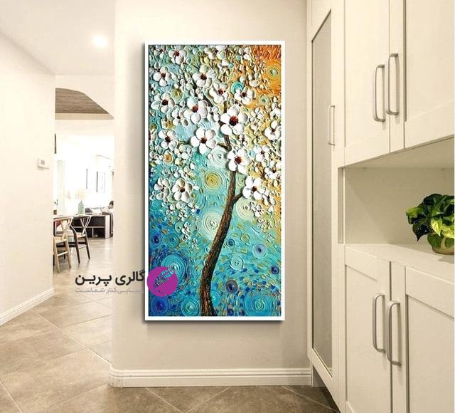 تابلو نقاشی،نقاشی مدرن،تابلو نقاشی گل،تابلو نقاشی گل برحسته،انتخاب تابلو نقاشی،فروشگاه اینترنتی تابلو نقاشی