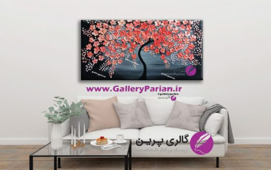 تابلو گل برحسته نقاشی نارنجی،تابلو نقاشی نارنجی،نقاشی گل قرمز،تابلو نقاشی گلبه ای،تابلو نقاشی گل مدرن،نقاشی گل برجسته،تابلو دکوراتیو
