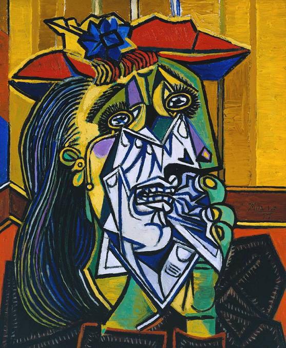 پیکاسو،عکس پیکاسو،بیوگرافی پابلو پیکاسو،نقاشی،آثار نقاشان معروف جهان،هنر،نقاشی پیکاسو،آثار پیکاسو،نقاشیهای پیکاسو