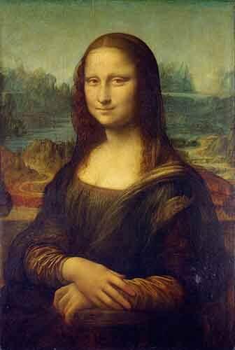 لئوناردو داوینچی،تابلو مونالیزا،تابلو نقاشی داوینچی،زندگی نامه لئوناردو داوینچی