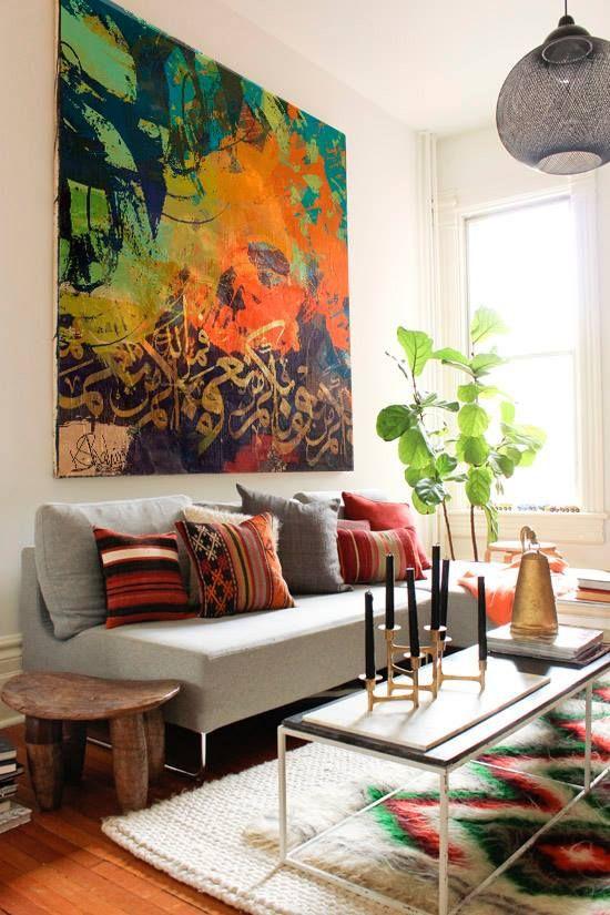 تابلو نقاشی مدرن،تابلو نقاشی بزرگ،چیدمان خانه با تابلو نقاشی،تابلو نقاشی در دکور خانه،مدل دکوراسیون داخلی با تابلو نقاشی،دکوراسیون داخلی،فروشگاه اینترنتی تابلو نقاشی،نقاشی دکوراتیو