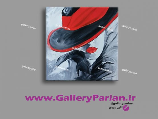 تابلو نقاشی دختر،نقاشی مدرن،تابلو نقاشی مدرن،تابلو آبستره،نقاشی زن،تابلو نقاشی دختر مدرن،دکوراتیو